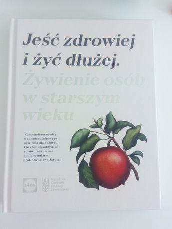 książka LIDL Jeść zdrowiej i żyć dłużej