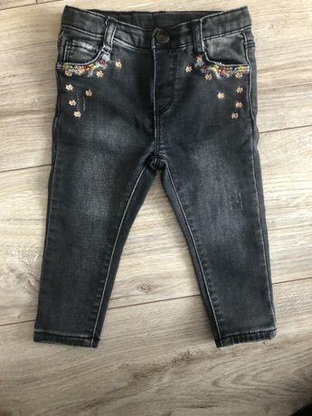 Spodnie zara 86