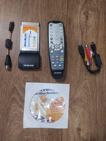 ТВ Тюнер для ноутбука avermedia (E501R)