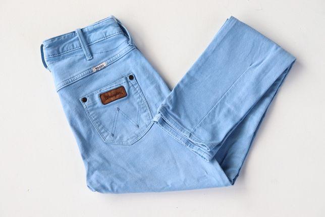 Spodnie damskie jeansy Wrangler Estelle W26 L32. Idealny stan