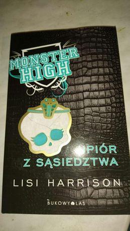 Upiór z sąsiedztwa. Monster High.