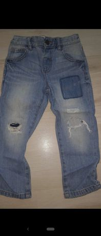 Spodnie modne 98