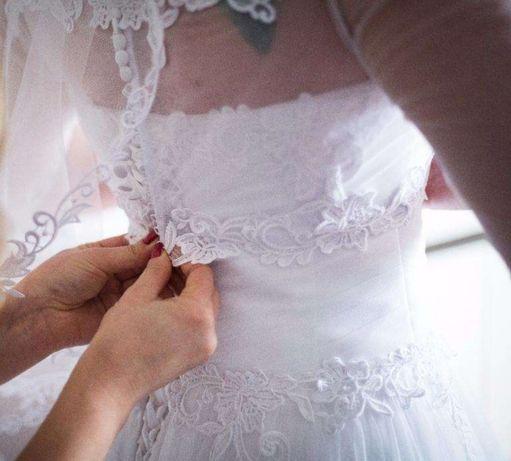 Suknia Ślubna Jaśmin z Fasson Paniówki