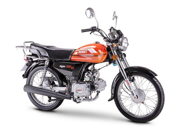 Motorower Romet Ogar 202 FI