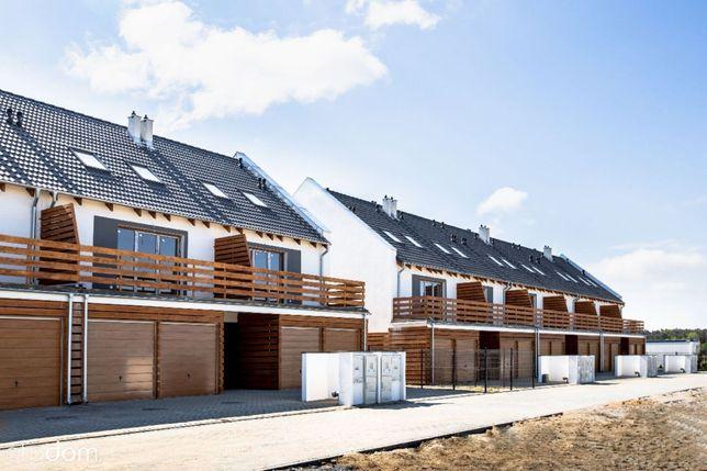 Komfortowe domy w Dachowej z garażem i ogrodem