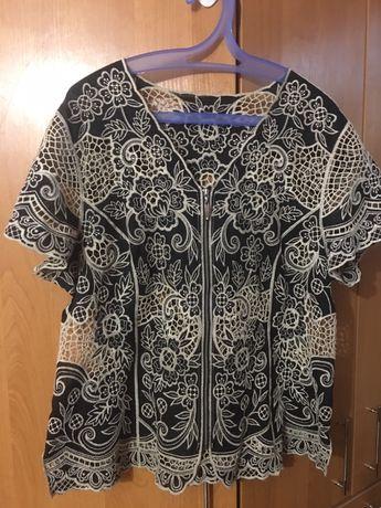 Женская блузка, кофта большого размера