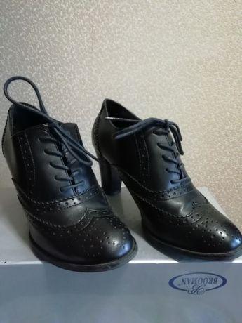Туфли, ботильены женские
