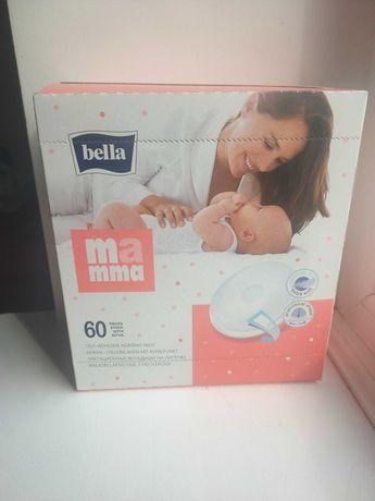 Лактационные вкладыши, прокладки для груди Bella Мamma