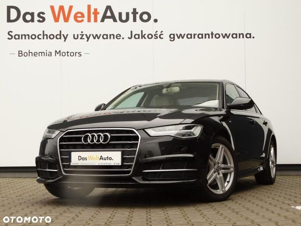 Audi A6 2.0 TDi 190KM S-line Stronic Salon Polska Gwarancja Faktura Vat 23%