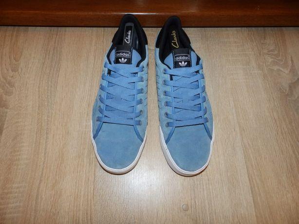 Кроссовки adidas originals men's adicourt as slippers blue q33097