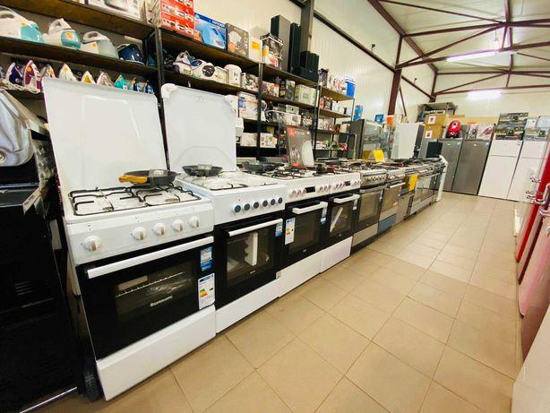 Kuchnia gazowo-elektryczna MPM 50 cm szer. Termoobieg