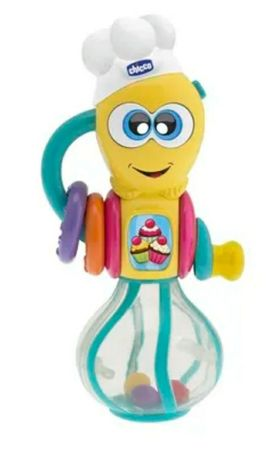 Chicco, Wesoła trzepaczka, zabawka niemowlęca