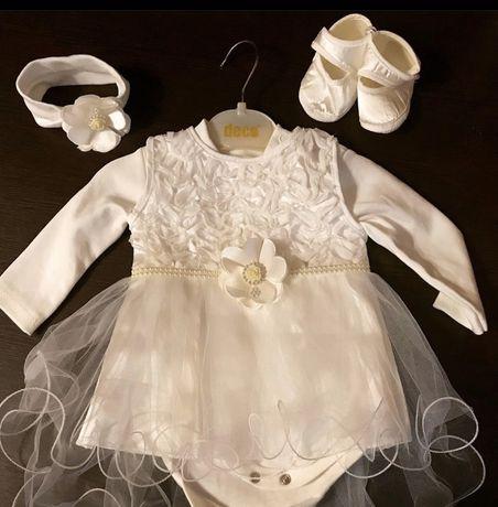 Наряд для новорожденной девочки
