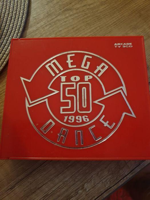 Mega Dance Top 50 1996  2 Cd Złotów - image 1
