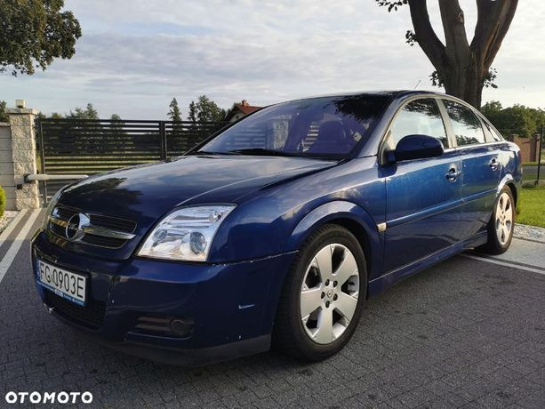 Opel Vectra Oplel Vectra C GTS