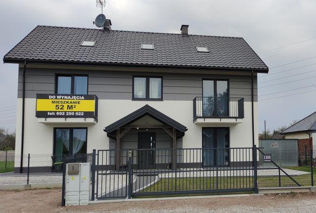 Mieszkanie do wynajęcia 52m2 w domu okolice ul. Sołtysowskiej