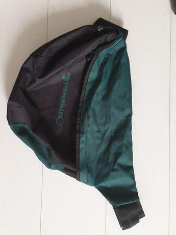 Plecaczek na jedno ramię - prosty i solidny