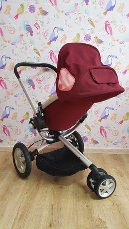 Продам детскую коляску quinny buzz 2в1 pink