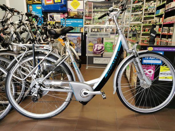 Witam posiadam do sprzedania holenderski rower elektryczny Sparta