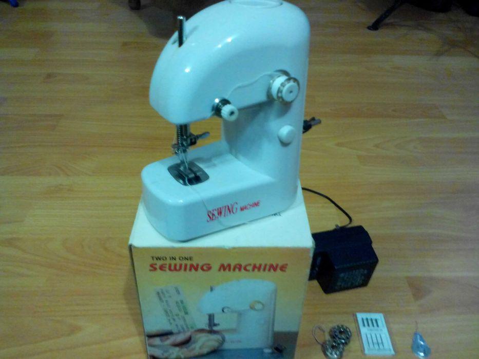 Швейная минимашинка с комплектом игл,новая. Сумы - изображение 1