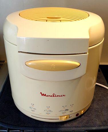 Fritadeira eléctrica Moulinex