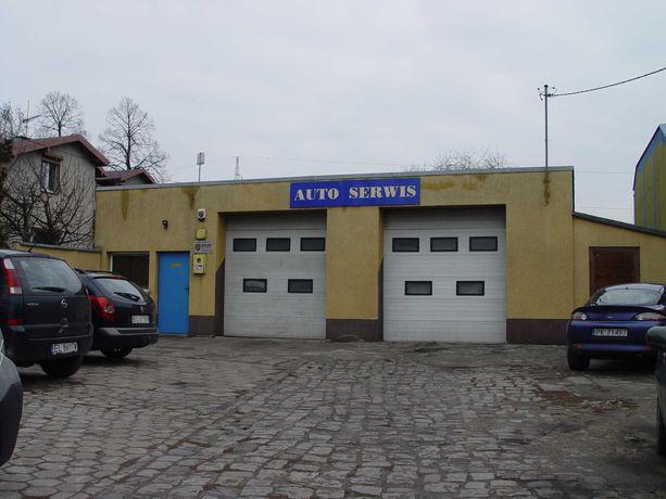 Działka z działającym warsztatem samochodowym super lokalizacja Łódź