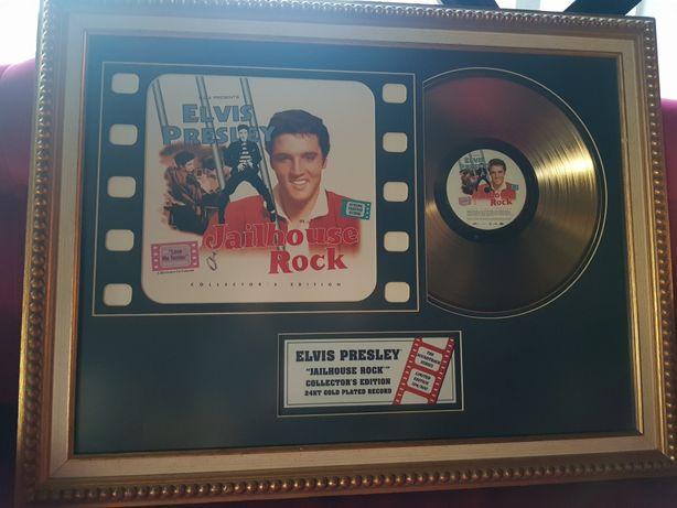 Disco ouro ELVIS Presley