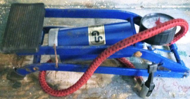 Bomba Ar Pedal Geprüfte Sicherheit