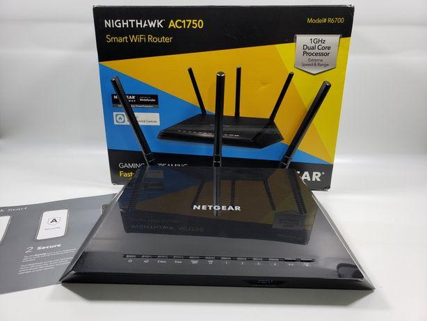 Wi-Fi роутер NETGEAR Nighthawk AC1750 R6700V3 маршрутизатор