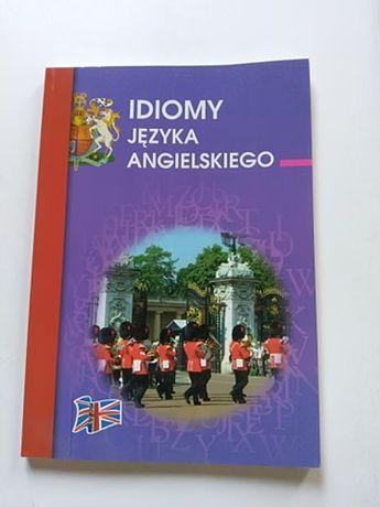 książka Idiomy języka angielskiego Anna Strzeszewska