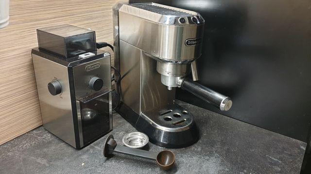 Ekspres ciśnieniowy delonghi EC680.M