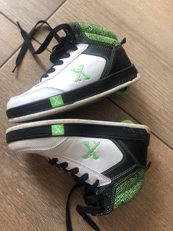 Butorolki buty z kółkami rolki chłopięce 33