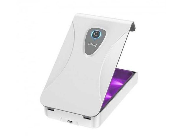 Стерилизатор ультрафиолетовый Hoco S1 PRO, белый