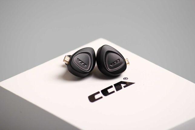 Гибридные наушники CCA CKX 1DD + 6BA. Конкурент KZ ZAX (trn, tfz, qoa)