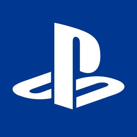 Аккаут PS4 (50 игр +150 игр PlayStation Plus)