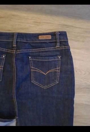Piekna Spodnica jeansowa r.36/38