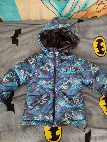 Куртка зимняя, зима.