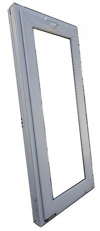 okna kacprzak okno pcv 56x123 używane plastikowe