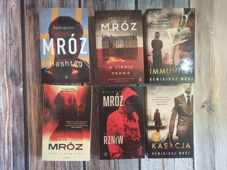 Pakiet 6 książek - Magdalena