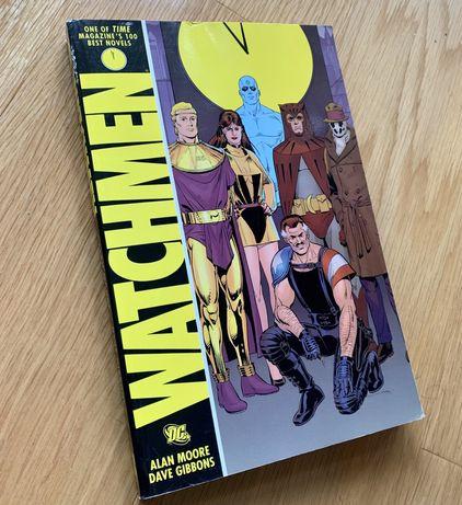 Bd Watchmen em inglês