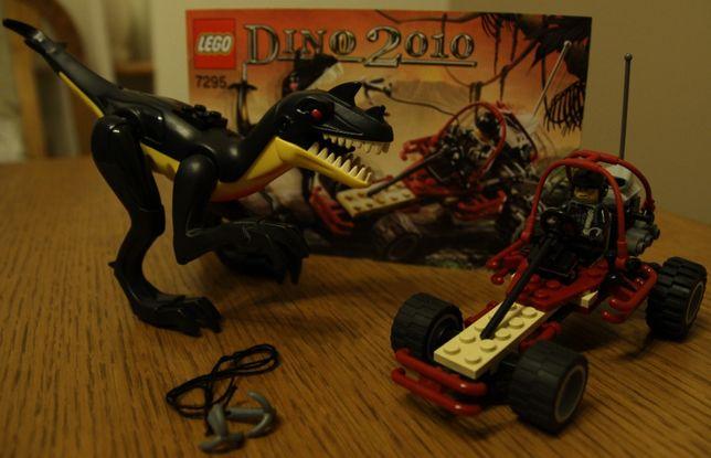 Zestaw Lego Dino Buggy Chaser- 7295
