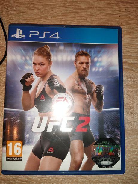 Gra UFC 2 PS4 używana