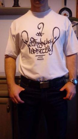 Koszulka Prosto - W Witrynach Odbicia