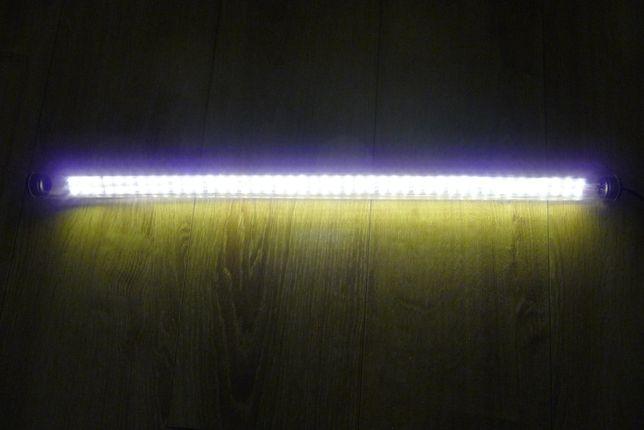 Świetlówka akwarystyczna LED SMD 5630 - 70 cm - do akwarium