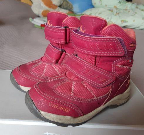 Термо ботинки Viking 26 размера