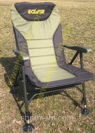 Рыболовное карповое кресло Eclipse 6050XL Нагрузкой До 200 кг