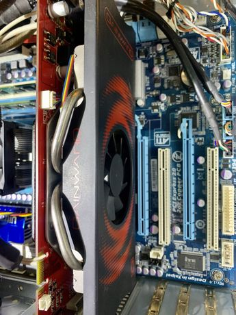 Komputer stacjonarny GeForce / AMD4x2.90 / usb3.0