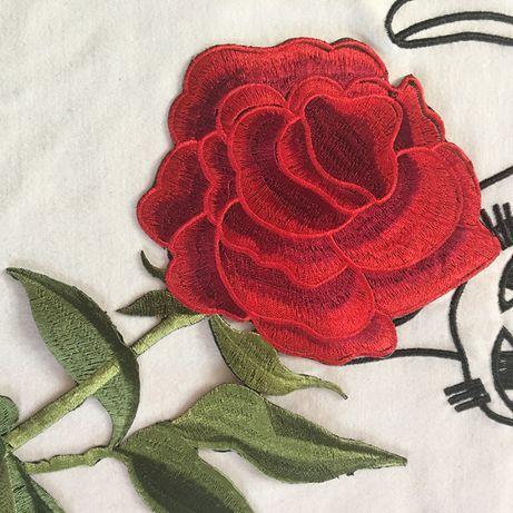 Termo aplikacja róża