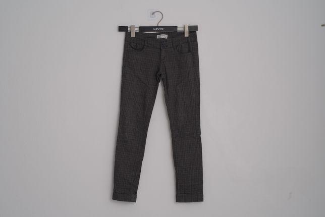 Calças formais, cintura baixa, bershka, tamanho 34