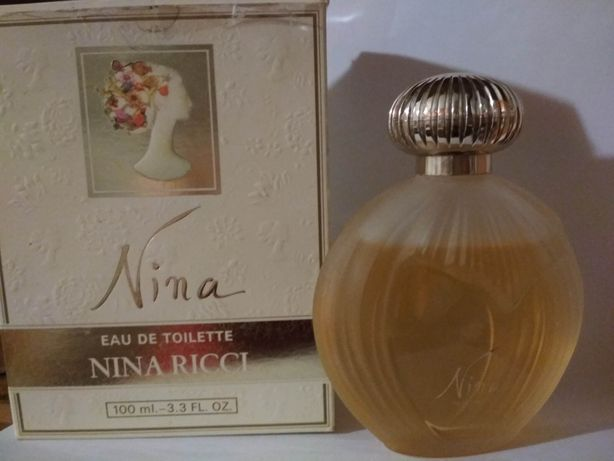Парфюм Nina Ricci Nina Франция,винтаж